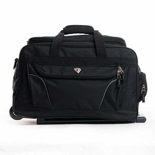 Calpak luggage - a review of the champ duffel bag